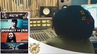 JOURNEY TO JAH - Studiosession Gentleman mit Alborosie | HD