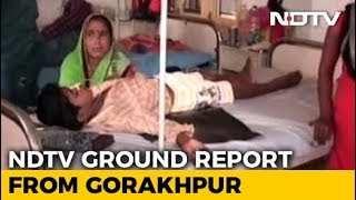 In Gorakhpur, Health Centres Woefully Unfit