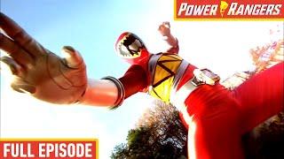 Return of the Caveman  Dino Charge  FULL EPISODE  E04  Power Rangers Kids  Action for Kids