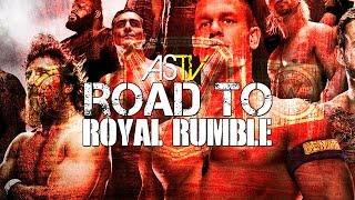 Road to Royal Rumble 2015