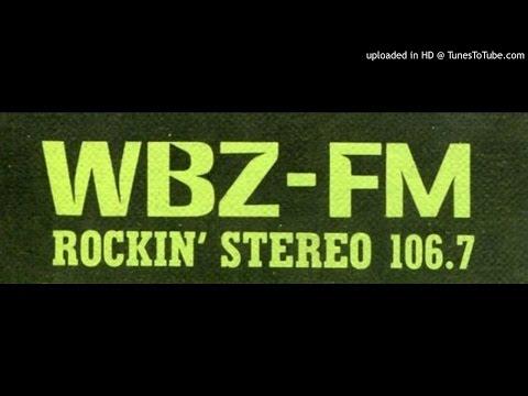 WBZ-FM Boston - January 1981 - scoped aircheck