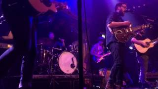 The Love that We Stole- Bear's Den- Great American Music Hall (Jan 18, 2017)