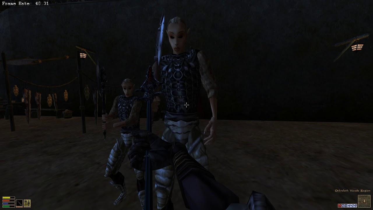 OpenMW, Open source Elderscrolls III: Morrowind