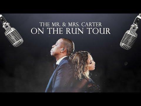 Beyonce Jay Z On The Run Tour Dvd