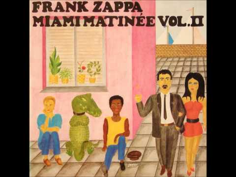 Frank Zappa Miami Matinee (live concert in Miami, Florida, 16. Oct. 1976)