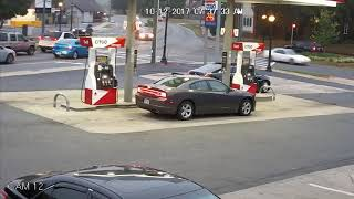 Drug Dealers Have Shoot Out in Gas Station