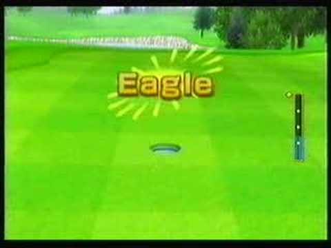 Wii Sports Resort Golf Classic 9 Holes 22 Theoret