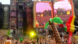 Martin Solveig @ Tomorrowland 2012 - Ni**as in Paris & Can