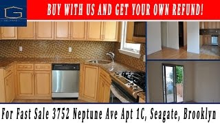 For Fast Sale 3752 Neptune Ave Apt 1C, Seagate, Brooklyn