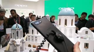 Prueba de la tecnología de zoom 5x óptico de Oppo