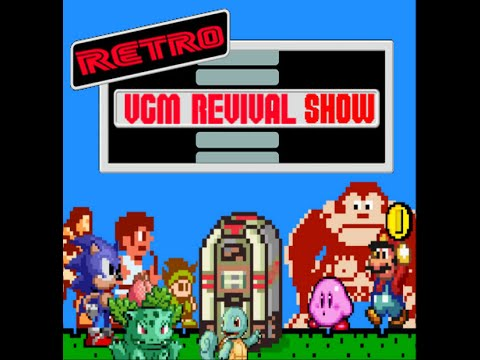 Retro VGM Revival Show - STAGE 1: Launch Games