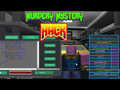 Murder Mystery Hack Script (Pastebin) - YouTube