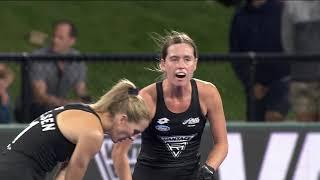 New Zealand v Argentina | Match 18 | Women's FIH Hockey Pro League Highlights