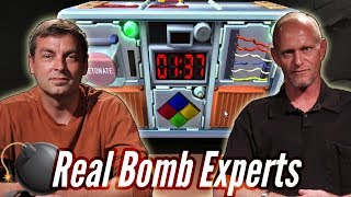 "Real Bomb Squad Defuses A Bomb In ""Keep Talking And Nobody Explodes"" • Pro Play"