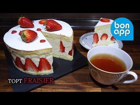 Торт Фрезье | Fraisier