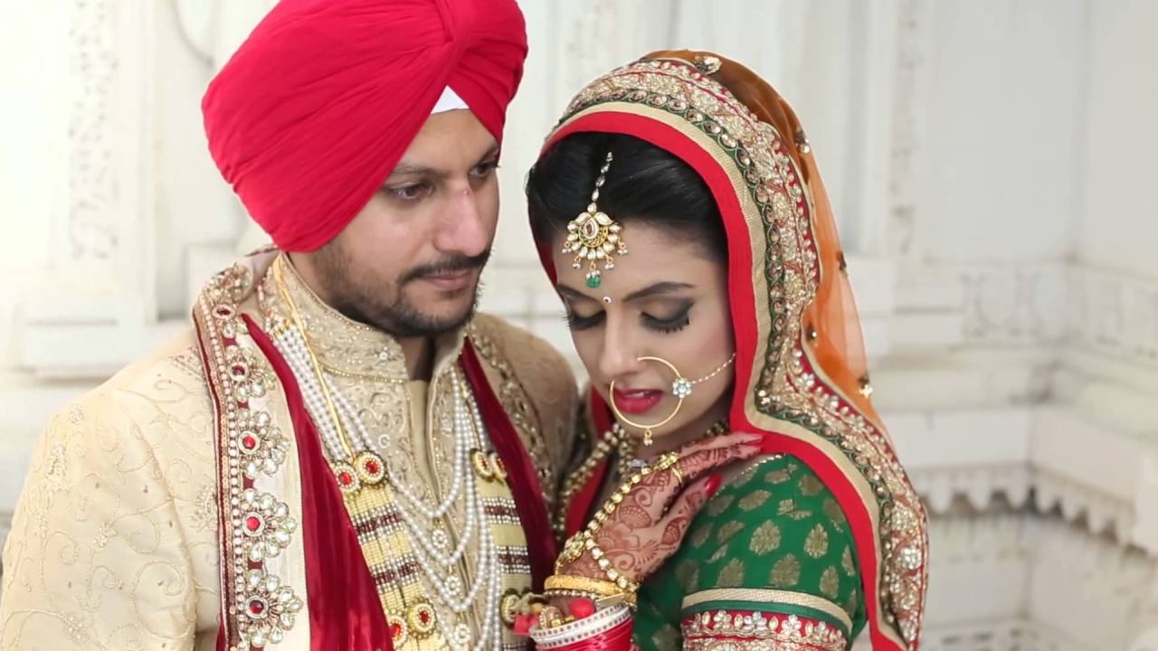 Mandeep Gurdeep Cinematic Punjabi Sikh Wedding Highlights Hd Al Studios Toronto You