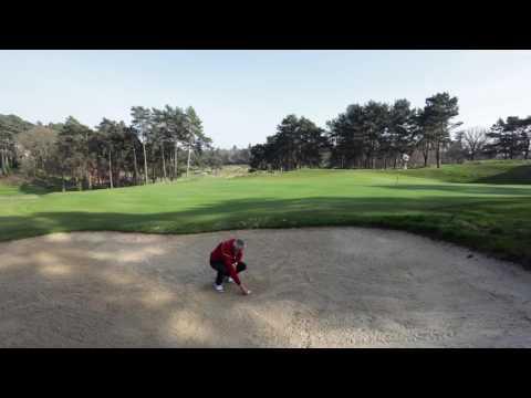 Cleveland Golf Ambassador Andrew Murray Bunker Tip