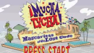 Mucha Lucha!: Mascaritos of the Lost Code Intro