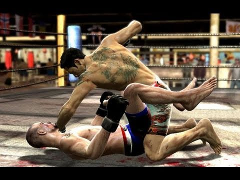 how to take down mma