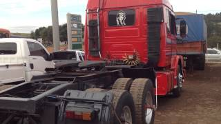 Pb Cavalo Scania 113 Top Line 98 - Truck Seller vende