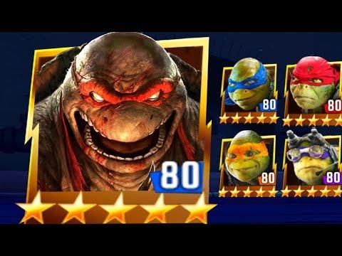 Ninja Turtles Legends PVP HD Episode - 482 #TMNT