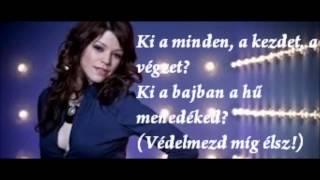 Muri Enikő   Amikor minden összedől Lyrics video mp3