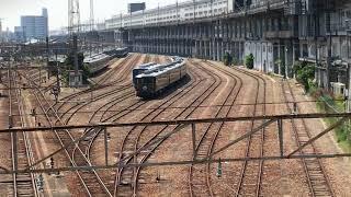ガラガラでした JR西日本 網干総合車両所 宮原支所  一人ひとりの思いを、届けたい JR西日本