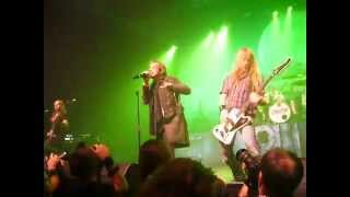 Out Of Vogue - Edguy - Transbordeur 14/10/14