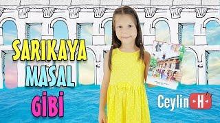 Ceylin-H   Sarıkaya Masal Gibi Çocuk Şarkısı - Nursery Rhymes & Super Simple Kids Songs Sing & Dance