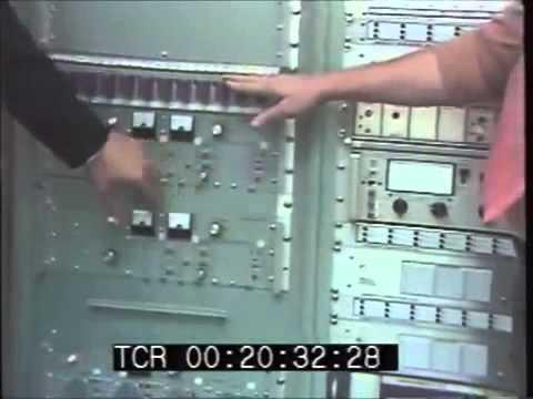 Technology News Timeline 1977 - WTCG-TV Satellite Uplink Video