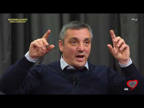 Elettori & Eletti, verso il 4 marzo 2018: Francesco Ventola, parte 8