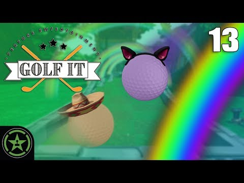 Meet the New Geoff - Fore Honor - Golf It!