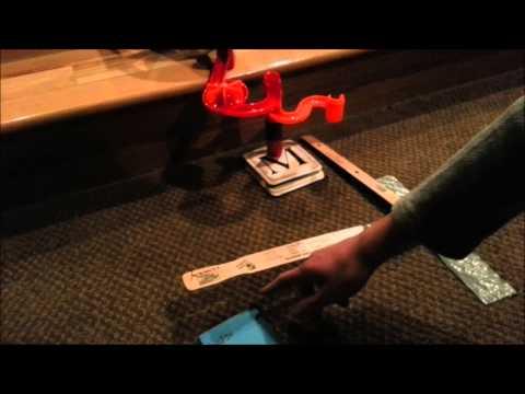 Kyle's Rube Goldberg Project