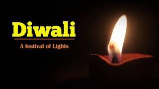 Diwali || Indian celebration of life || Festival of light