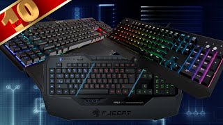 Top 10 Gaming Keyboards 2014