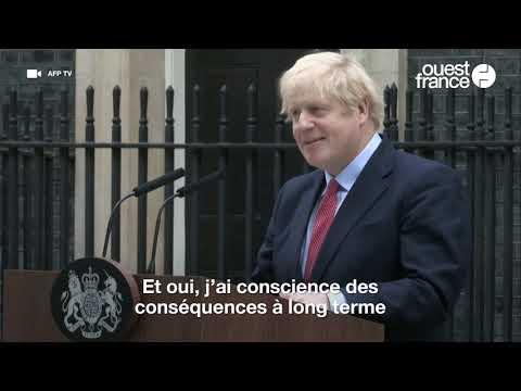 Guéri du coronavirus, Boris Johnson reprend ses fonctions