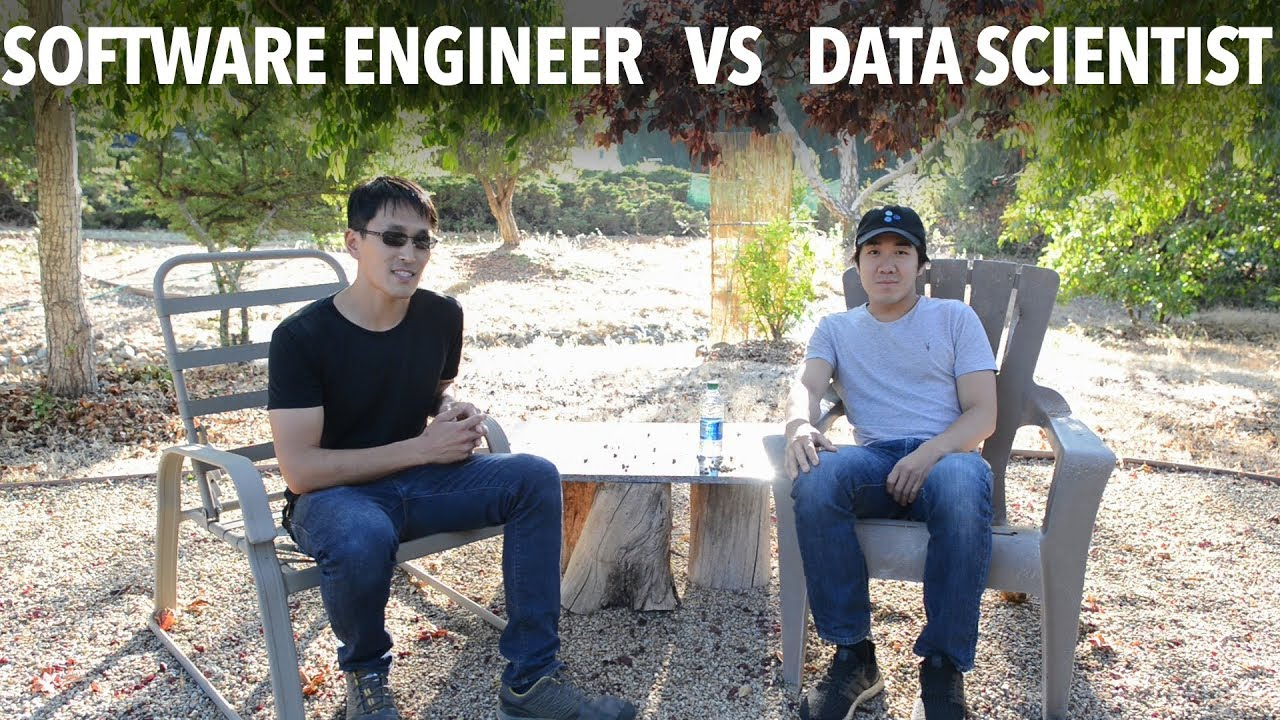 Software Engineer vs Data Scientist Interview (featuring Joma Tech)