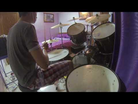 Tak Tun Tuang Drum Cover