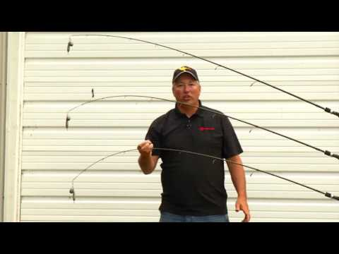 Fishing Rod Power VS Action