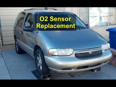 O2 sensor replacement, Mercury Villager, Nissan Quest, etc. – VOTD
