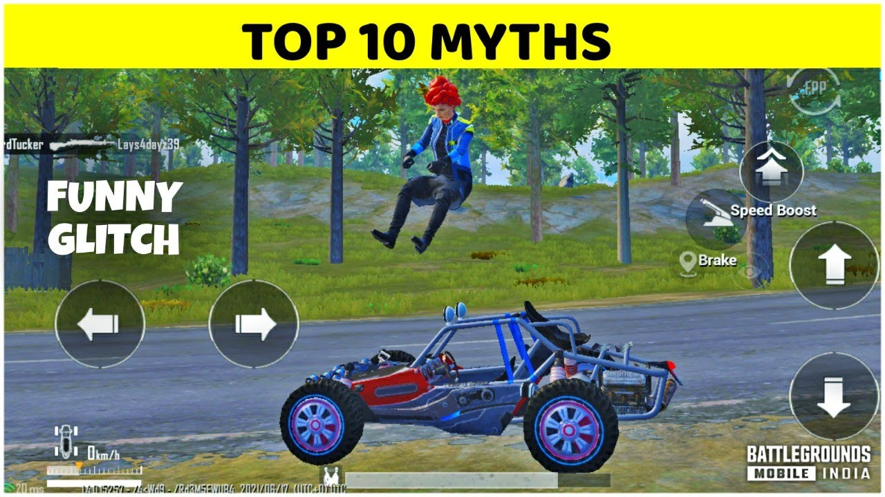 Download Top 10 Mythbusters In PUBG Mobile | BGMI/PUBG New Myths #42