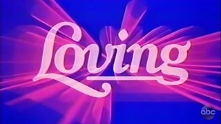 Loving Soap Opera - Original Intro Theme Song - ABC Daytime Drama