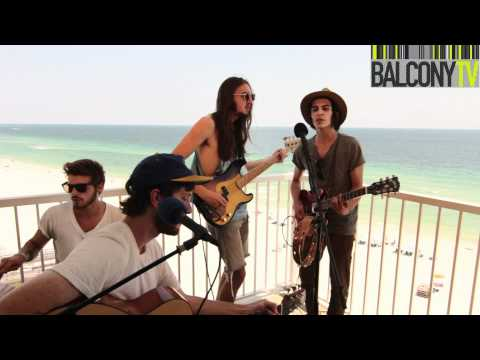 THE KINGSTON SPRINGS - SWEET SUSIE (BalconyTV)