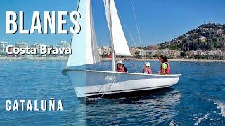 Que ver en Blanes, Costa Brava / Playas, guía de lugares, actividades, familias y recomendaciones