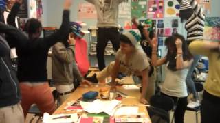 Harlem Shake Bronx High School