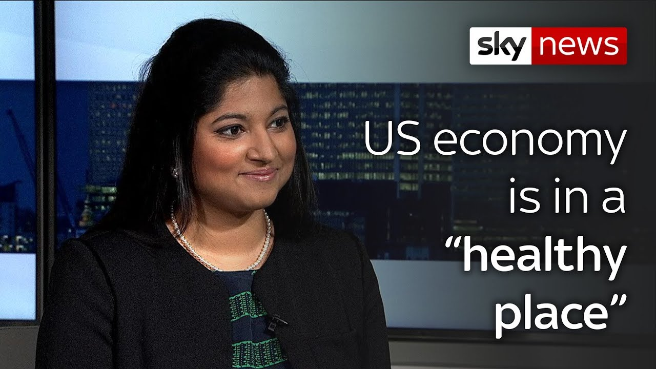 """JP Morgan's Global Market Strategist says US economy in """"healthy place"""" after FED announces increase"""