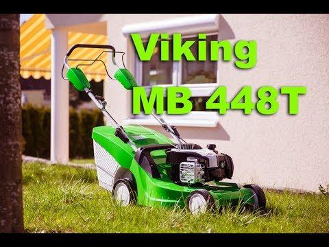 Газонокосилка бензиновая Viking MB 448.1 T