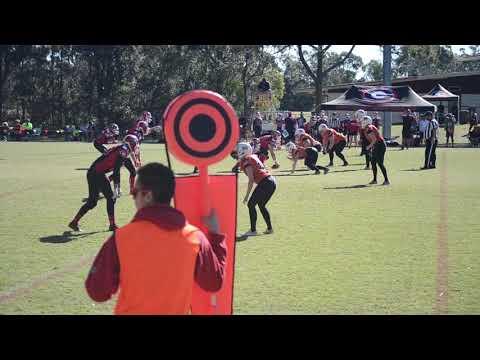Round 2 - 2017: Sunshine Coast Spartans Women vs Griffith University Thunder