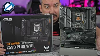TUF Gaming Z590 Plus - RECENZIJA