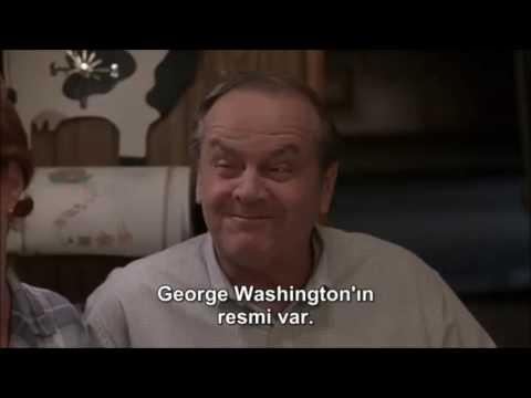 About Schmidt Jack Nicholson's Lincoln Joke | Türkçe Subtitle #1